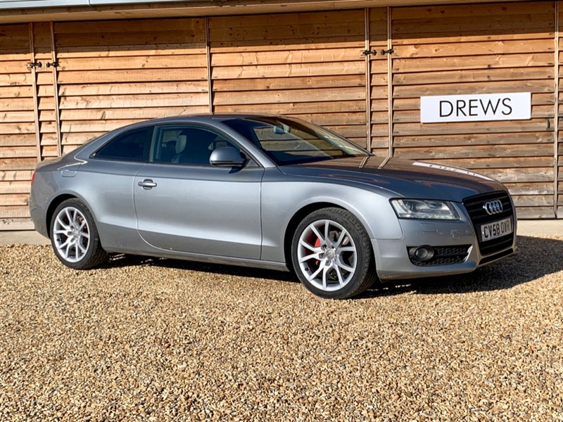 Used Audi A5 2.7 TDI SPORT Low Mileage & Heated Leather Seats FSH in Berkshire