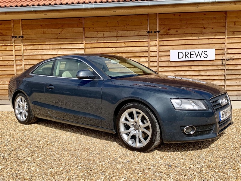 Used Audi A5 1.8 TFSI SPORT Full Audi Service History Great Condition in Berkshire