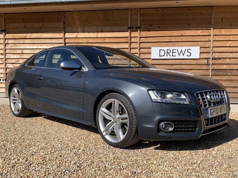 Used Audi A5 S5 FSI QUATTRO Technology Sat Nav Pack Stunning Example in Berkshire