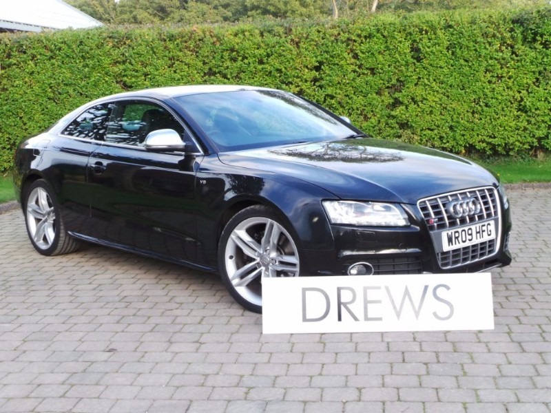 Used Audi A5 S5 V8 QUATTRO Technology Pack Comfort Pack Bang & Olufsen in Berkshire