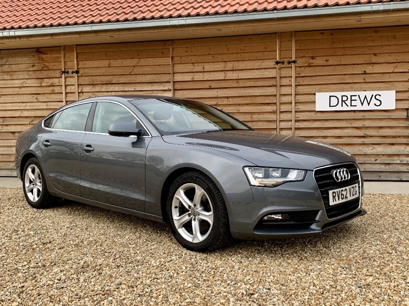Used Audi A5 SPORTBACK TFSI SE High Spec + Lovely Condition in Berkshire