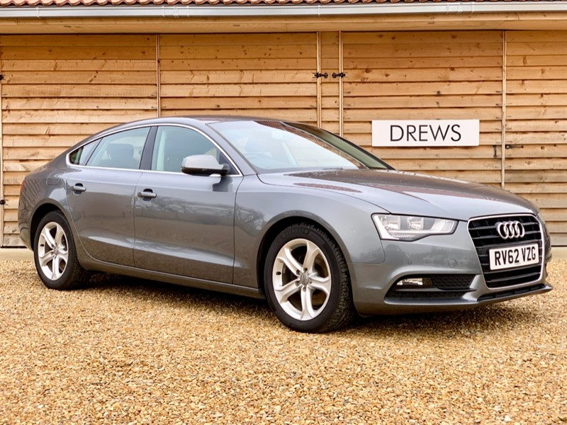 Used Audi A5 SPORTBACK 1.8 TFSI Petrol SE High Spec + Lovely Condition in Berkshire