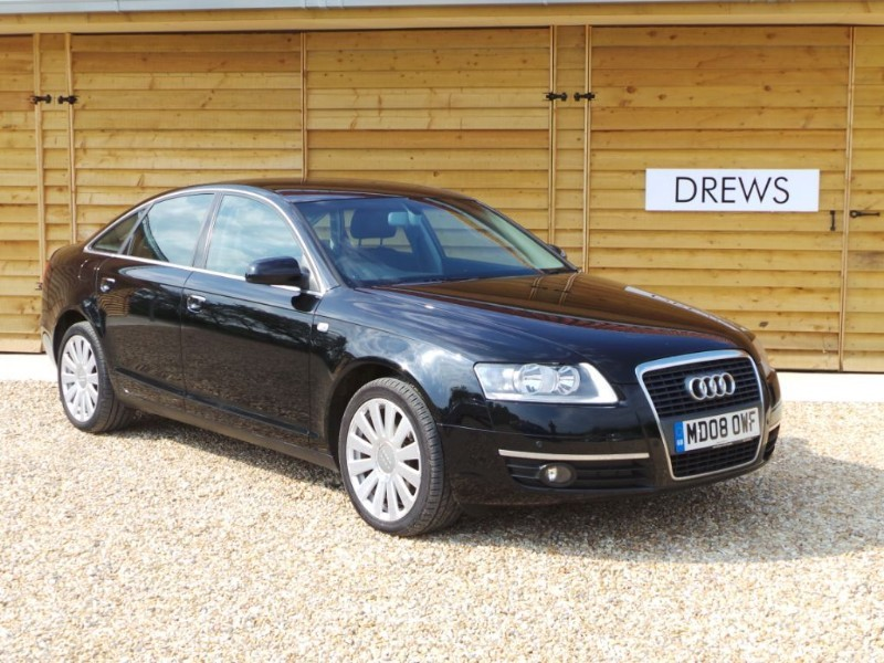 Used Audi A6 TDI Ltd Edition Sat Nav Leather F & R Parking Sensors in Berkshire