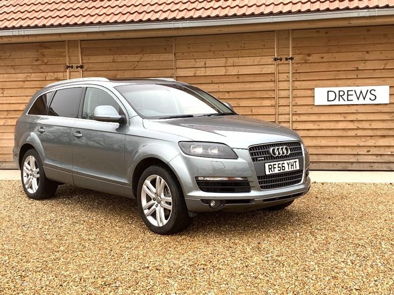 Used Audi Q7 TDI QUATTRO SE Massive Spec £9500 Factory Options in Berkshire