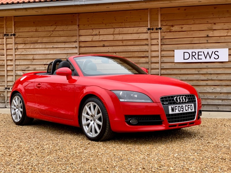 Used Audi TT TDI QUATTRO  Heated Seats Bose + Bluetooth Just Cambelt Replaced in Berkshire
