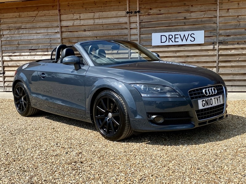 Used Audi TT 1.8 TFSI Convertible Heated Leather Seats just Serviced July 22 MOT in Berkshire