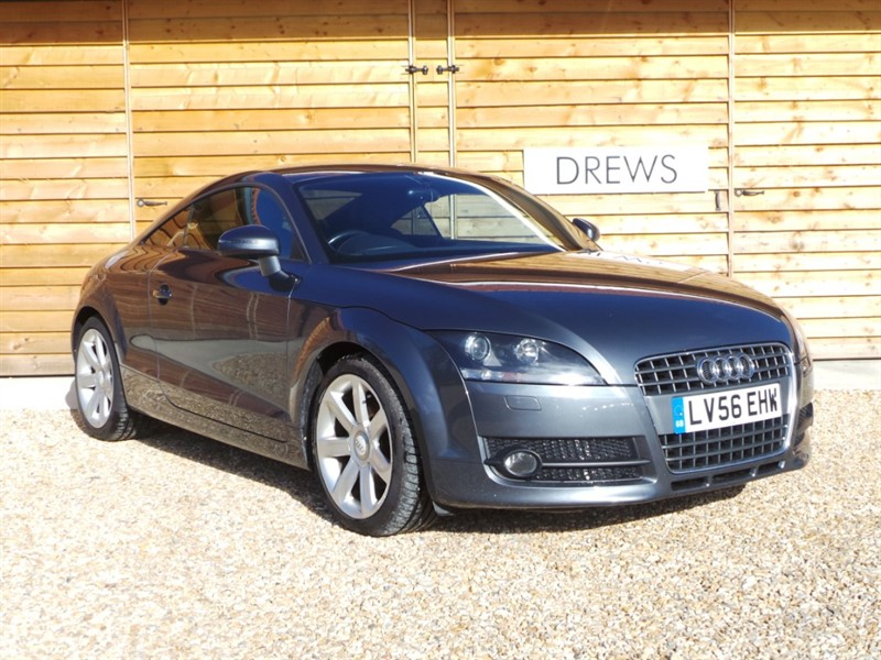 Used Audi TT TFSI 2.0T Great Condition FSH Just Serviced And New MOT in Berkshire