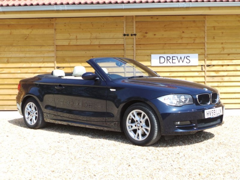 Used BMW 118d SE Conv Boston Leather Bluetooth Sports Seats in Berkshire