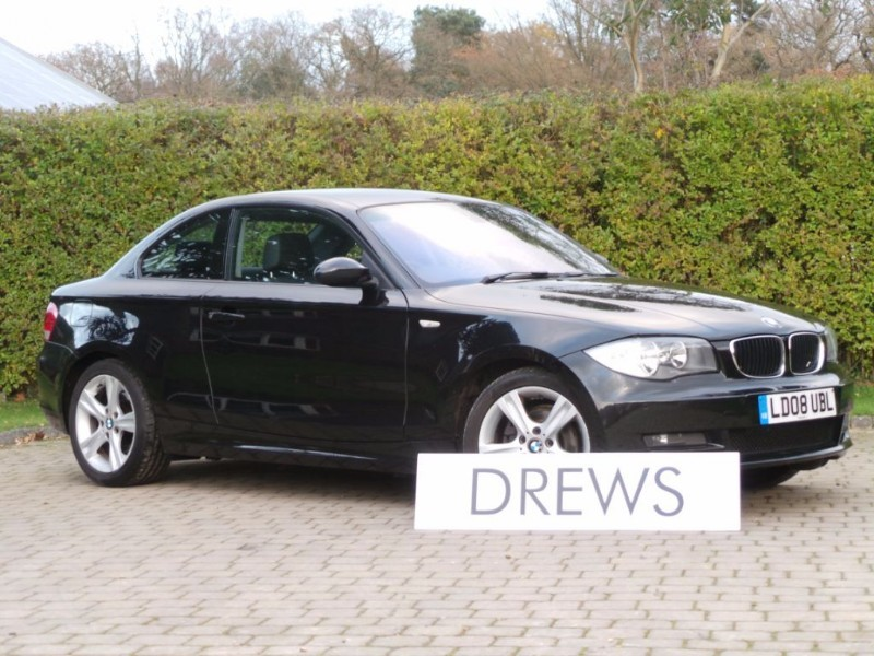 Used BMW 120d ES Automatic Front And Rear Parktronic in Berkshire