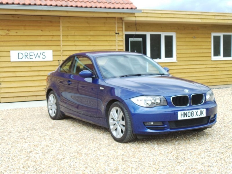 Used BMW 120d SE Best Example Available in Berkshire