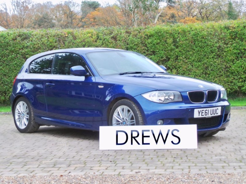 Used BMW 120d M SPORT 6 Speed Auto Sun Protection Glass in Berkshire