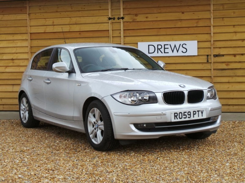 Used BMW 120i SE Sports Seats Lovely Condition in Berkshire