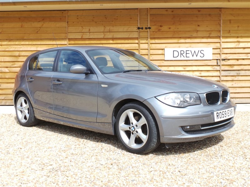 Used BMW 116i SPORT 2.0 Automatic Full BMW History in Berkshire