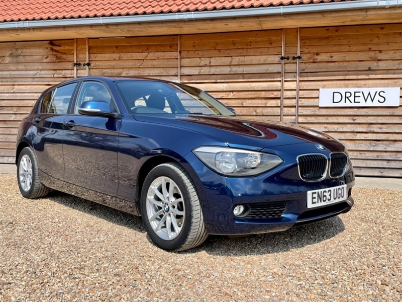 Used BMW 116i 1.6 SE Petrol Very Low Mileage Just Serviced April 22 MOT in Berkshire