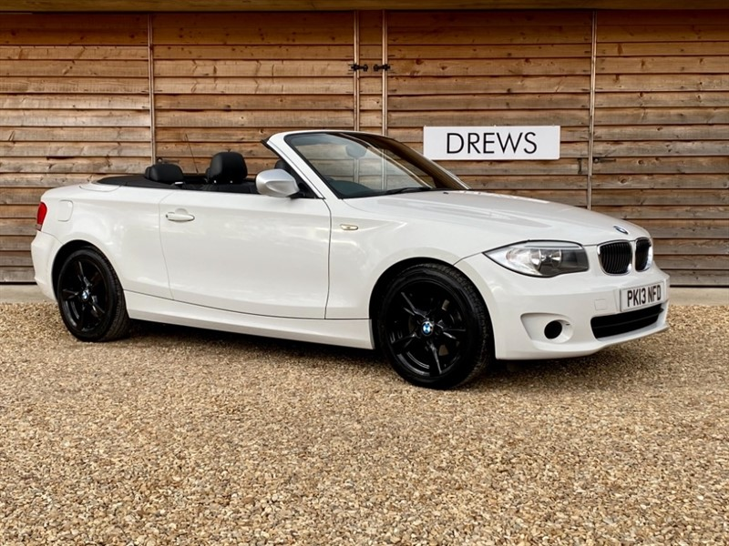 Used BMW 118d 2.0d Exclusive Edition Leather Seats Just Serviced £130 Road Tax in Berkshire