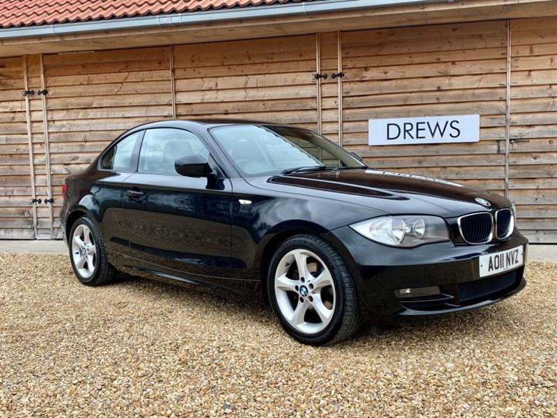 Used BMW 118d 2.0d SPORT Only £30 Road Tax Leather Sports Seats Just Serviced FSH in Berkshire