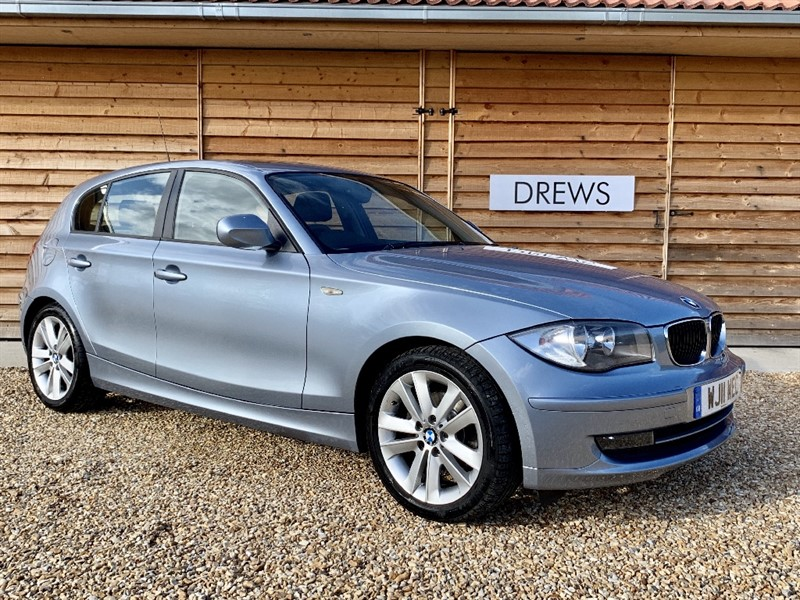 Used BMW 118d SPORT 2.0 Diesel Auto Factory Sunroof and Bluetooth FBMWSH in Berkshire