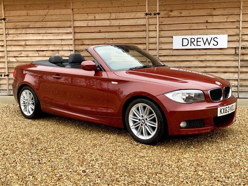 Used BMW 118i 2.0 M SPORT Auto Petrol Very Low Mileage in Berkshire