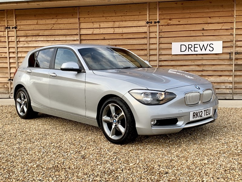 Used BMW 118i Urban 1.6 T Petrol Auto Leather Heated Seats in Berkshire