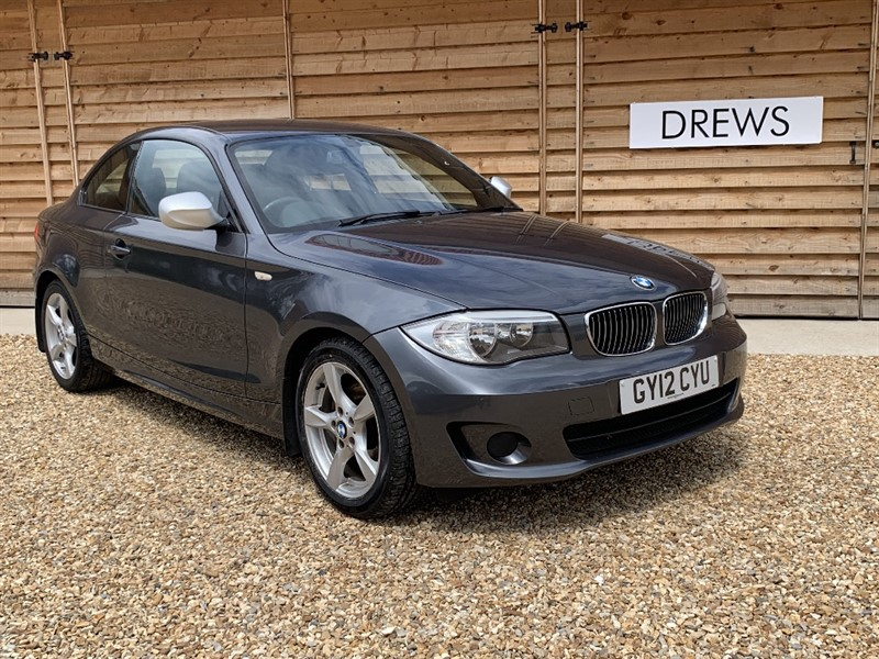Used BMW 120i EXCLUSIVE EDITION 2.0 Petrol 6 Speed Black Leather in Berkshire