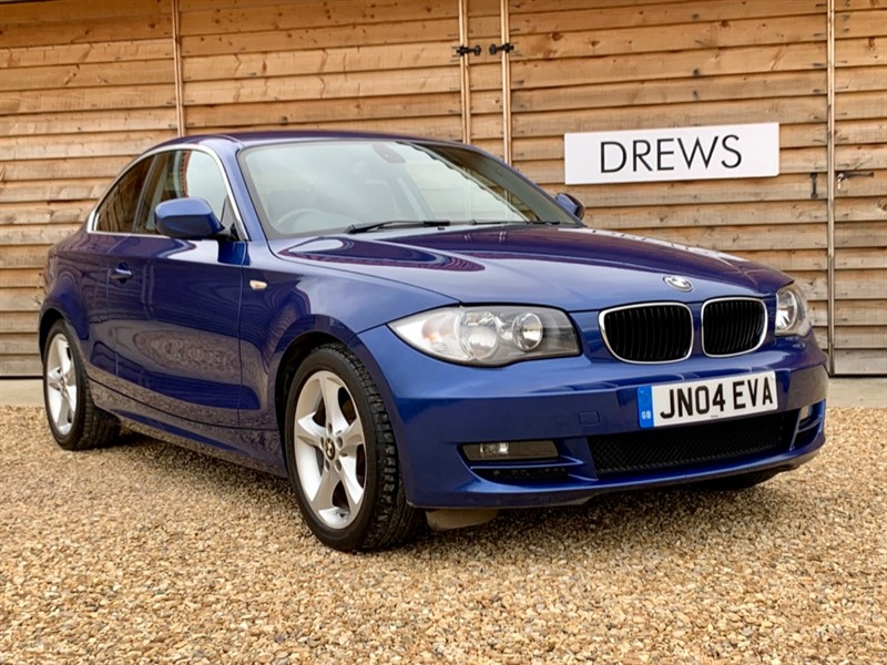 Used BMW 125i 3.0 SE Manual Just Serviced & New MOT in Berkshire