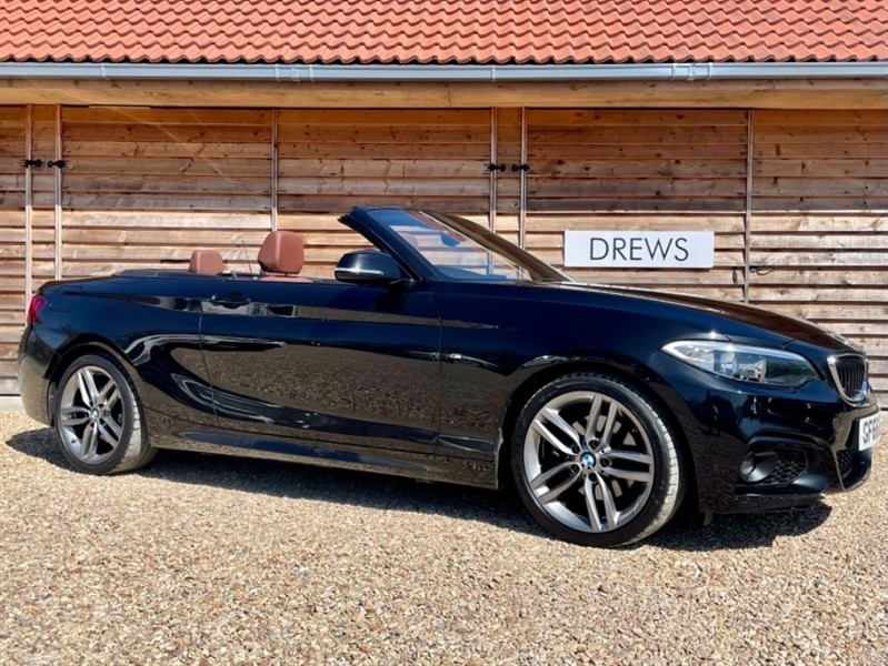 Used BMW 220d 2.0d M SPORT Auto Great Combination in Berkshire