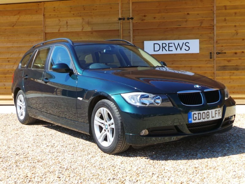 Used BMW 318 SE TOURING One Owner BMW S/History in Berkshire