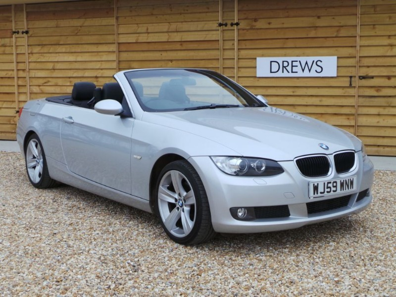 Used BMW 320d SE HIGHLINE One Owner Great Spec in Berkshire