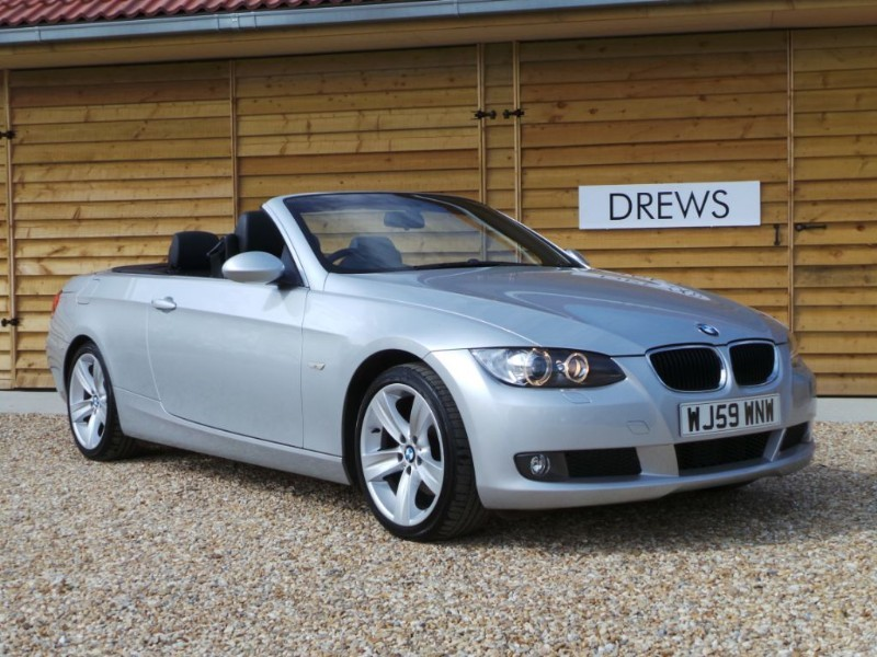 Used BMW 320d SE Highline One Owner Heated Lthr Bluetooth Cruise in Berkshire
