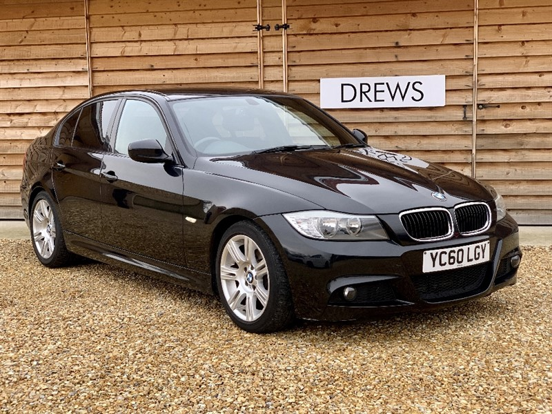 Used BMW 318d M SPORT Auto Low Mileage & Bluetooth in Berkshire
