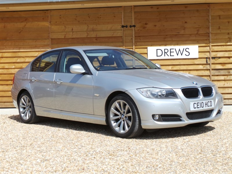 Used BMW 318d SE BUSINESS EDITION Top Spec Sat Nav Leather Bluetooth in Berkshire