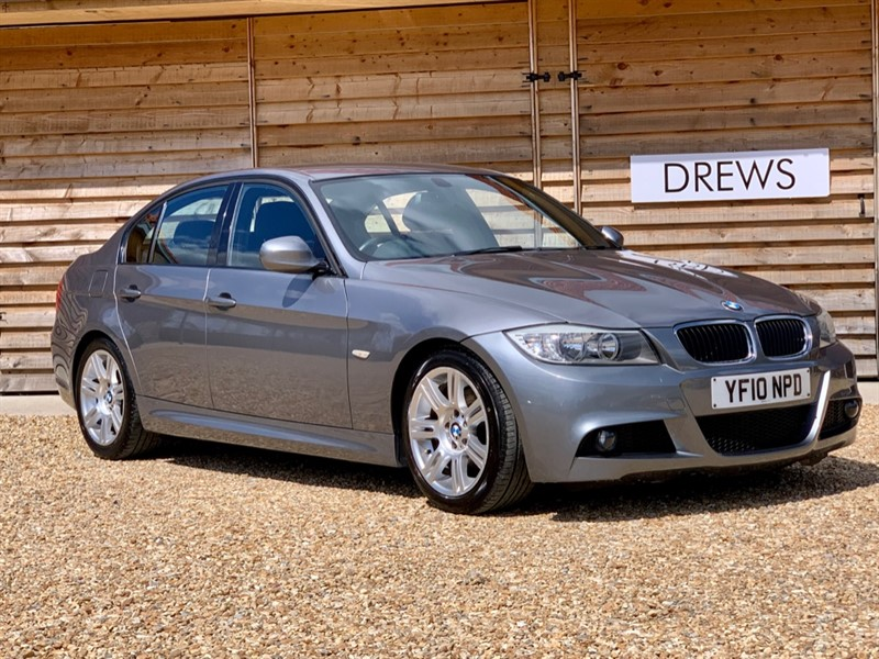 Used BMW 318d M SPORT Bluetooth £30 Tax Cruise Control in Berkshire