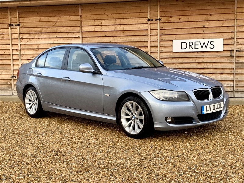 Used BMW 318d SE Leather & Sat Nav £30 Tax BMW S/History in Berkshire