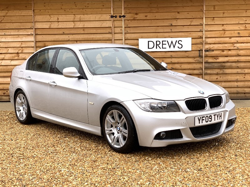 Used BMW 318d M SPORT Auto 2.0 Diesel FBMWSH With Low Mileage in Berkshire