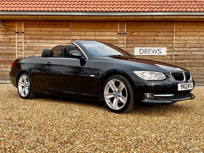 Used BMW 320d 2.0 SE Manual £5k Factory Options in Berkshire