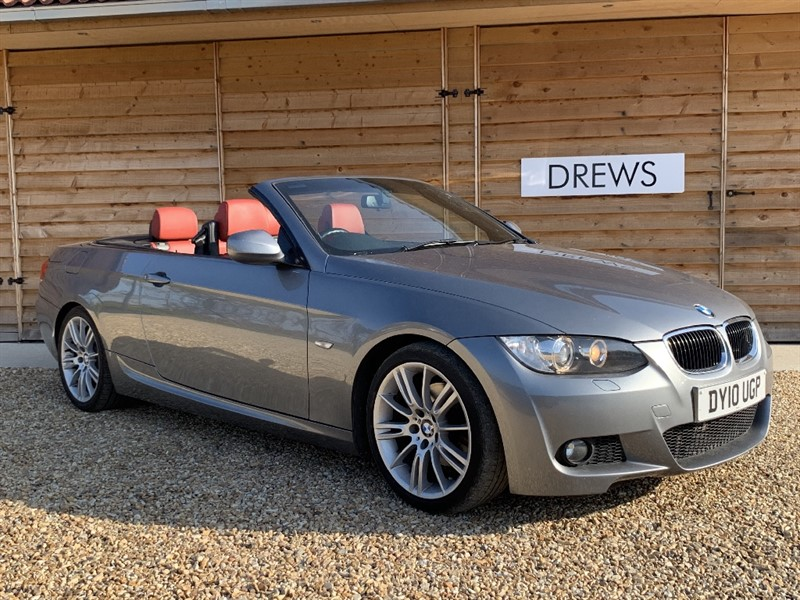 Used BMW 320d M SPORT Just Serviced New MOT Lovely Condition in Berkshire