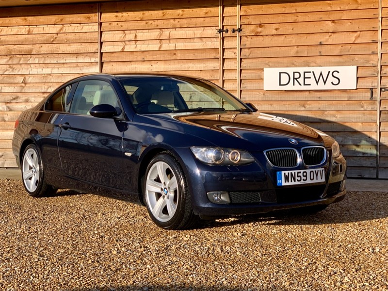 Used BMW 320d Coupe SE Highline Xenons Leather FSH Bluetooth & Cruise Control in Berkshire