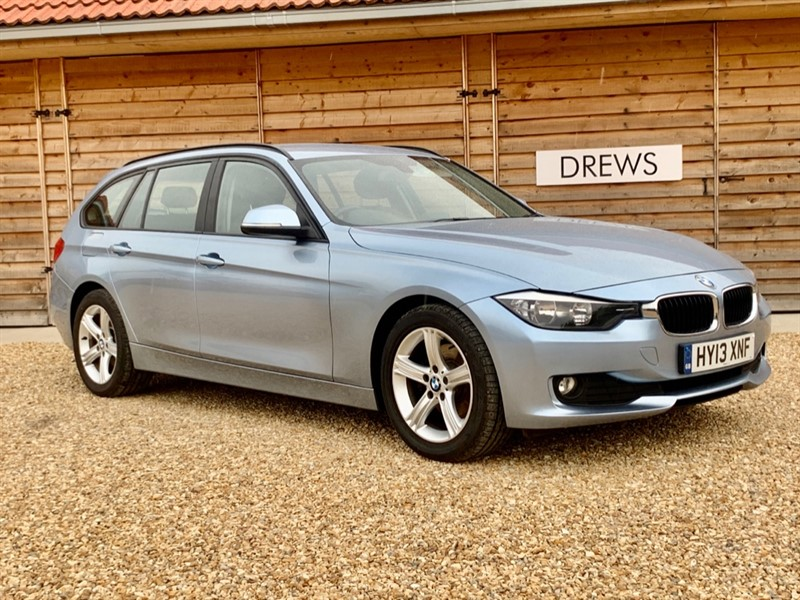 Used BMW 320d SE TOURING Stop Start Cruise Control Electric Tailgate in Berkshire
