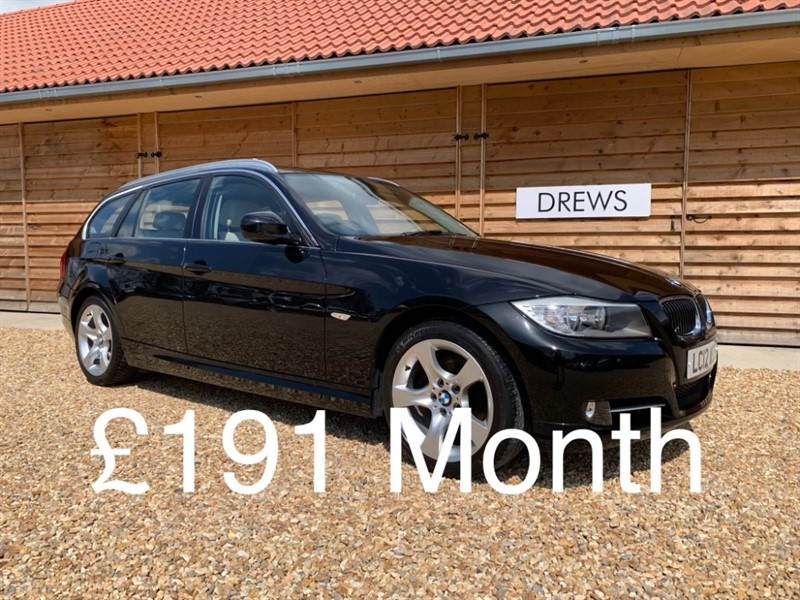 Used BMW 320d EXCLUSIVE EDITION TOURING Automatic in Berkshire