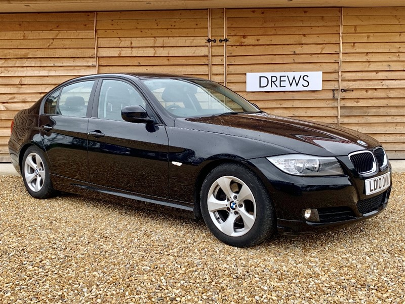 Used BMW 320d EFFICIENTDYNAMICS Sat Nav and Media Pack with Full Leather Low Tax Great MPG in Berkshire