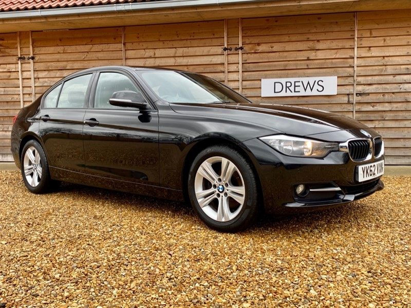 Used BMW 320d SPORT £30 Tax Heated Leather Seats just Serviced in Berkshire