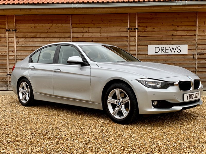 Used BMW 320d 2.0d SE Auto £30 Tax £5k Factory Options in Berkshire