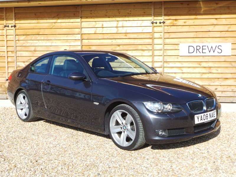 Used BMW 320i SE Petrol Auto With Full BMW History And Heated Leather Trim in Berkshire