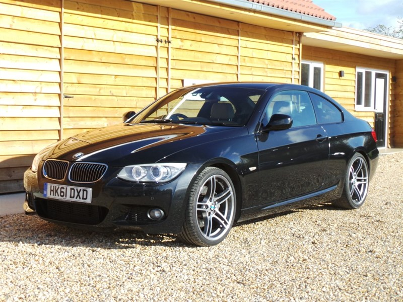Used BMW 325d 3.0 M SPORT PLUS SPECIAL EDITION PACKAGE Sat Nav Heated Leather in Berkshire