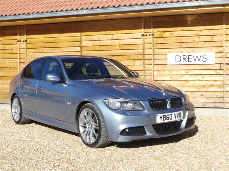 Used BMW 325d M SPORT 3.0 Fantastic Spec £8000 Factory Options BMW S/History in Berkshire