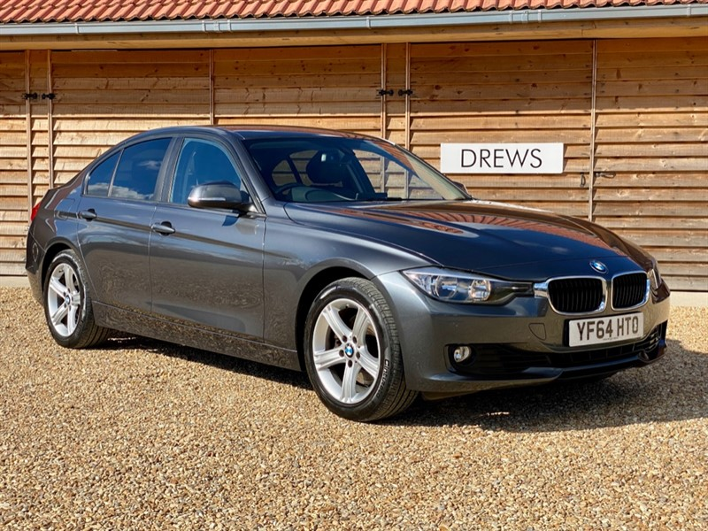 Used BMW 325d 2.0d SE Automatic Sat Nav Multimedia Leather £125 Tax in Berkshire