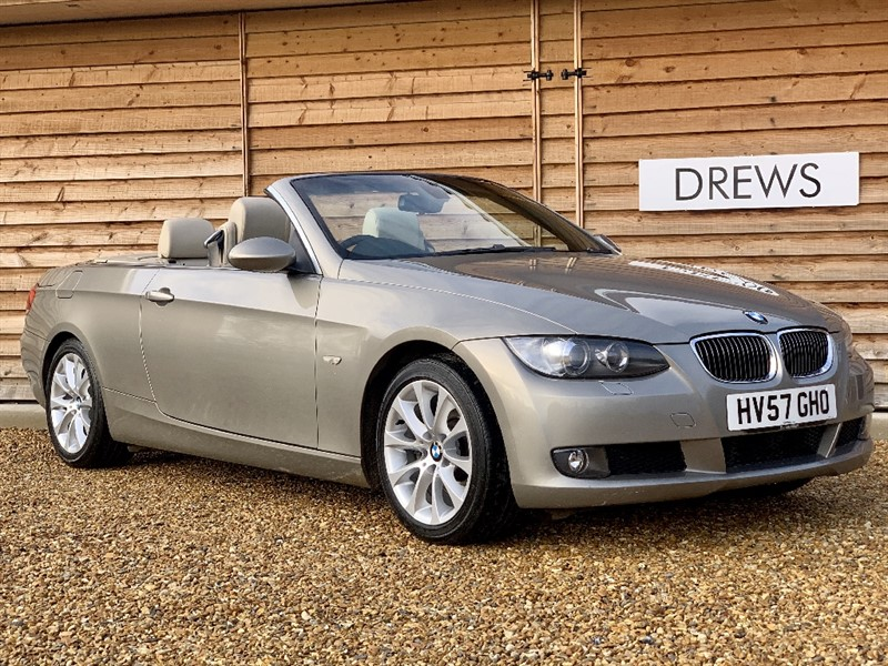 Used BMW 325i 3.0 SE Convertible Full Leather Serviced 8 Times Lovely Condition in Berkshire