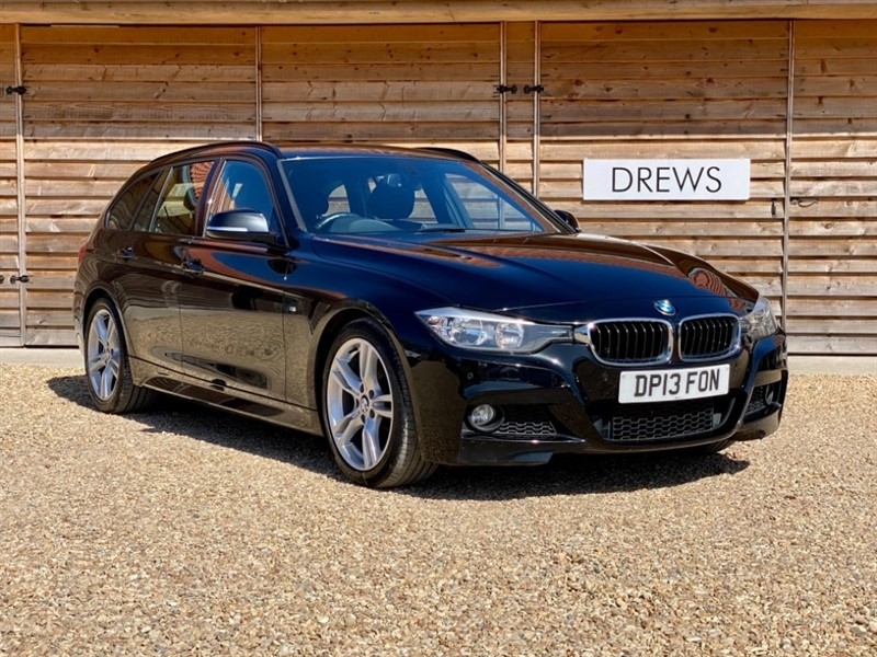 Used BMW 330d M SPORT TOURING in Berkshire