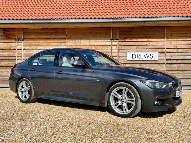 Used BMW 330d 3.0d M SPORT Auto Heated Steering Wheel £150 Road Tax Sat Nav Leather in Berkshire