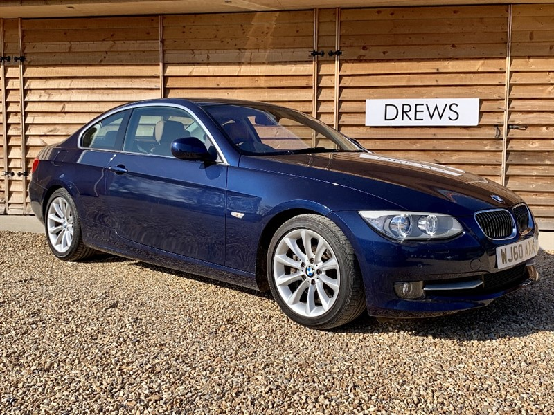 Used BMW 335d SE Automatic Exceptional condition Fantastic Spec Adaptable Xenons Glass Roof in Berkshire